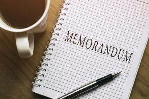 Writing an Internal Memo