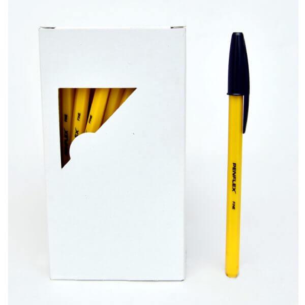 Ballpoint Pen Fine Tip Box of 50