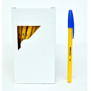 Ballpoint Pen Fine Tip Box of 50