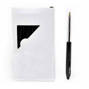 Pulse Retractable Ballpoint Pen Box of 50