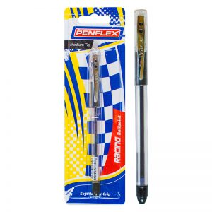 Racing Ballpen Medium Tip 1 Card