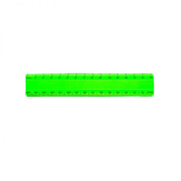 15cm Ruler - Assorted