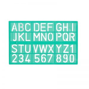 30mm Stencil - Assorted