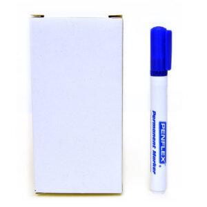 PM13 Permanent Marker Fine Tip Box of 10