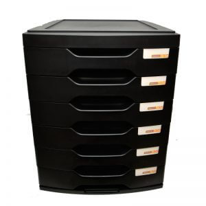 Tidy Tower – 6 Drawer