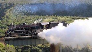 Ceres Steam Train