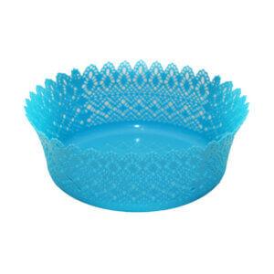 Basket Round Pattern