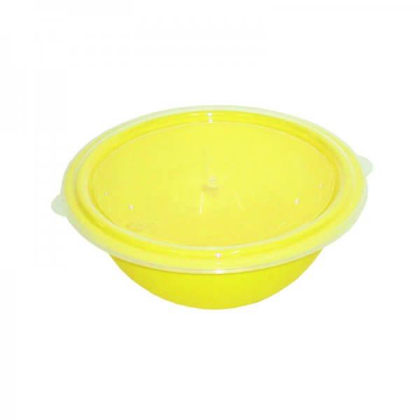 Bowl & Lid 1l (18cm) - Assorted