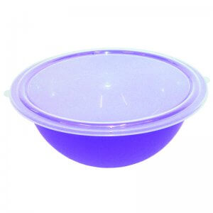 Salad Bowl 6l & Servers Assorted