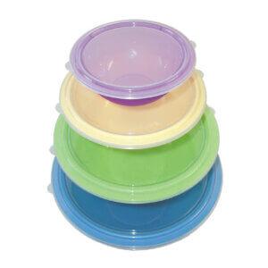 Bowls Set 1l, 2l, 3.5l & 6l