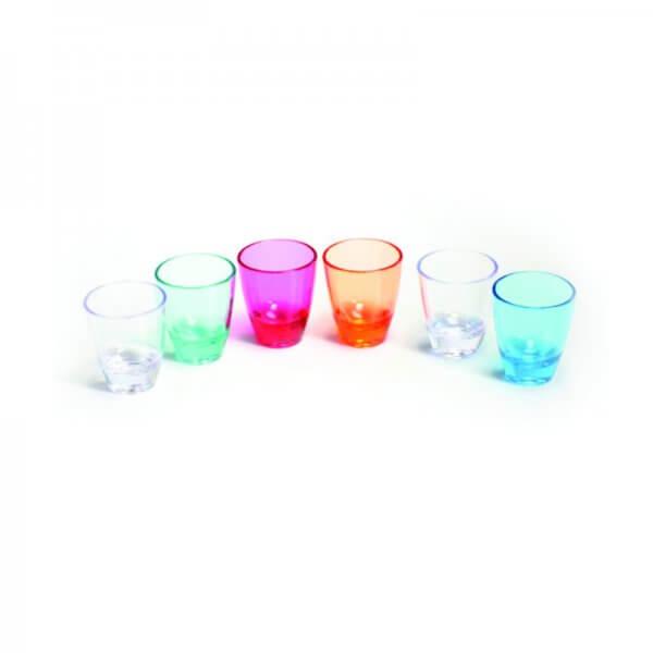Glass Tot/Shot Lse