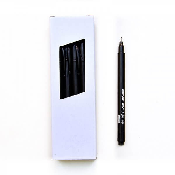 Fineliner Stick Box 10