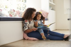 The Importance of Reading to your Kids