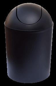 5lt Bin - Black