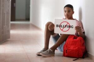 vítimas de cyberbullying