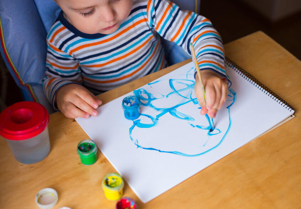 Help Your Left-Handed Child Learn to Write