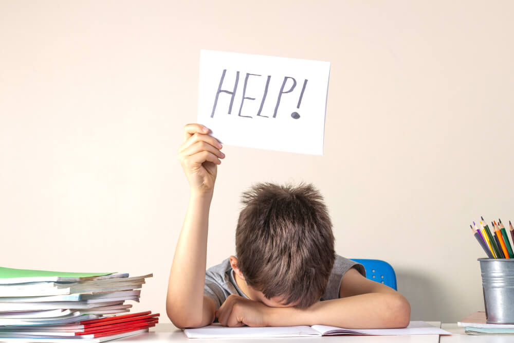 Parent Tips to Help Kids Manage Stress