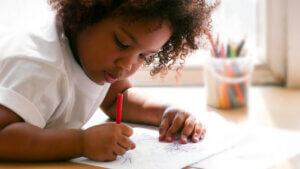 Help your child develop a better pencil grasp