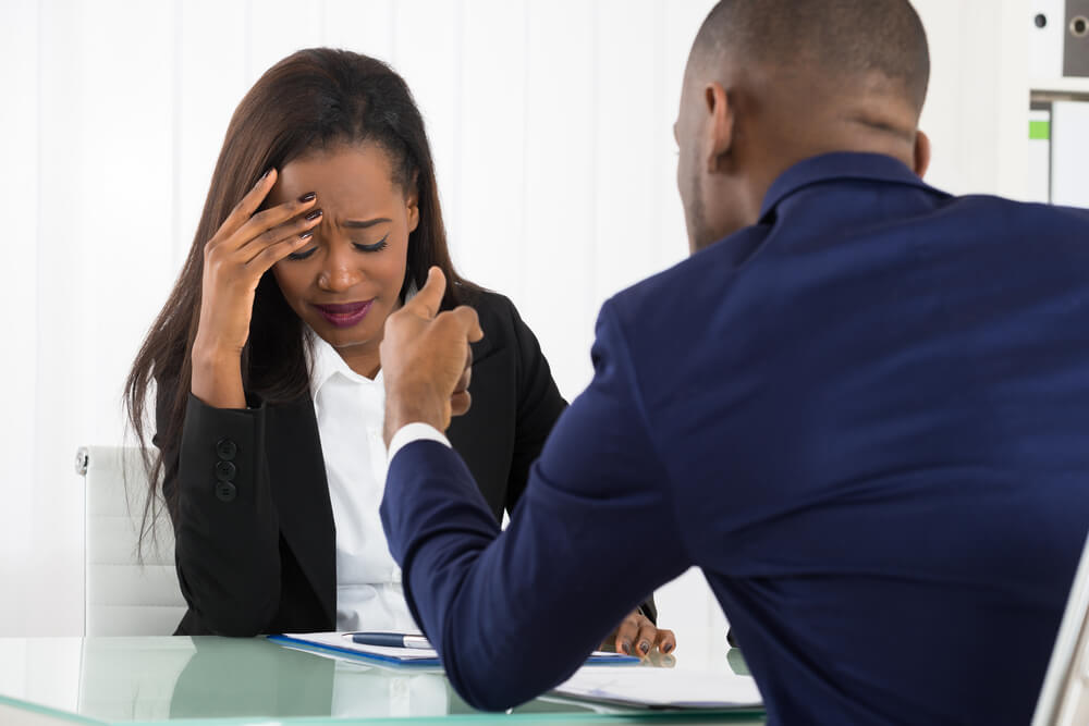 Is there a bully at your workplace?