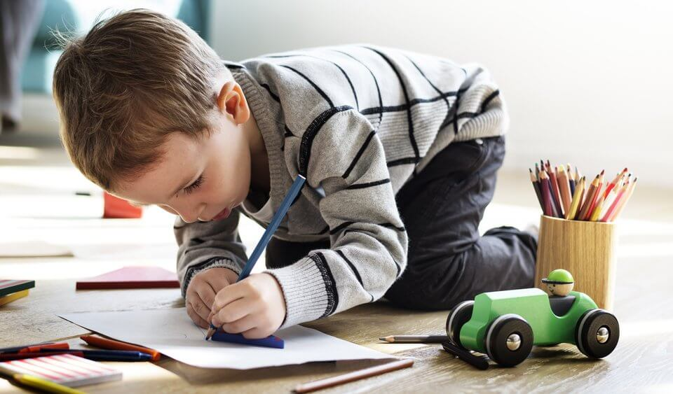 Encouraging Drawing Time for Kids